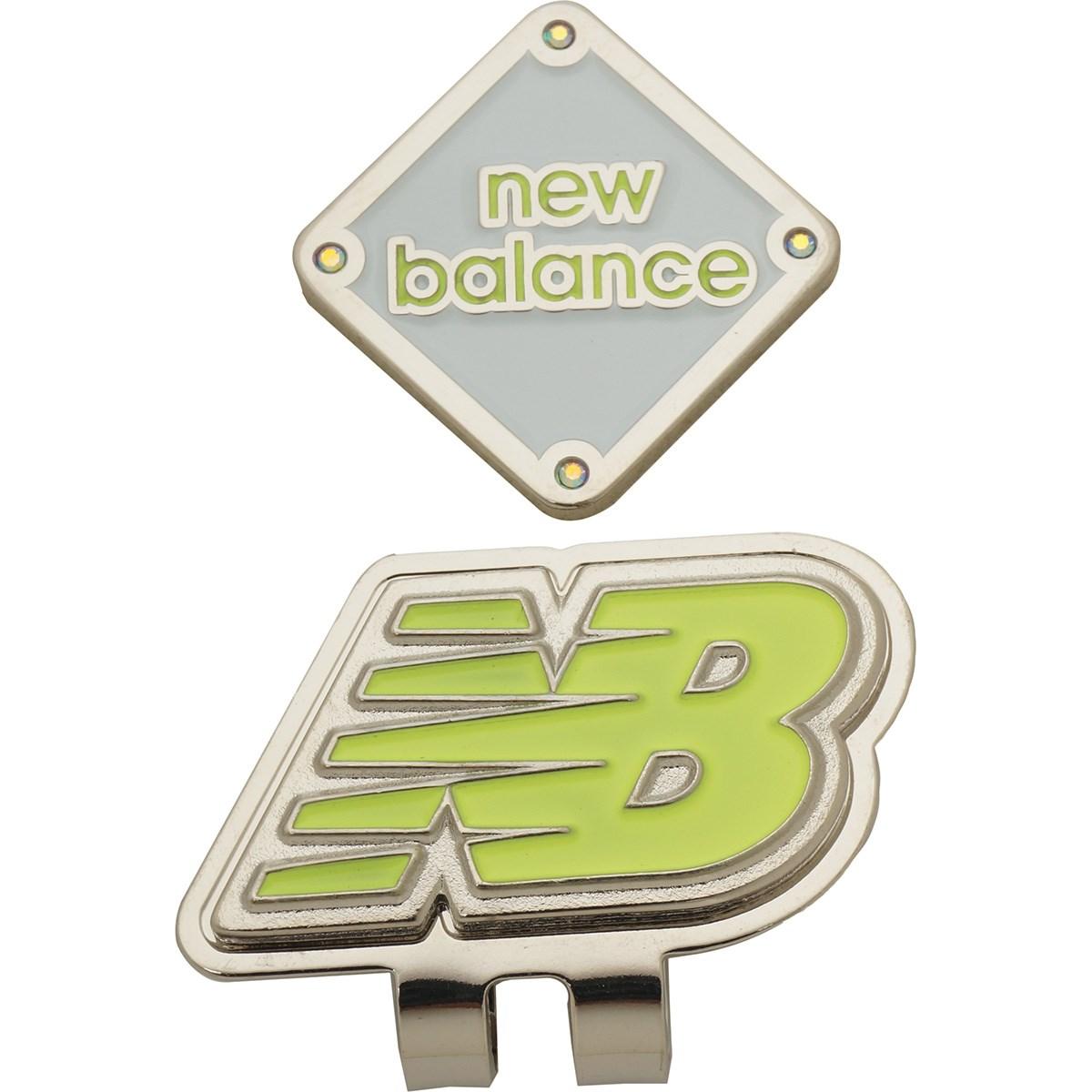 ニューバランス New Balance METRO クリップマーカー イエロー 060