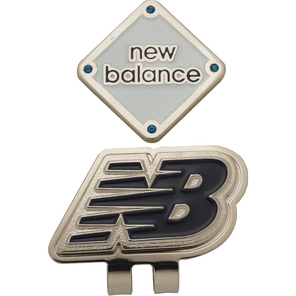 ニューバランス New Balance METRO クリップマーカー ネイビー 120