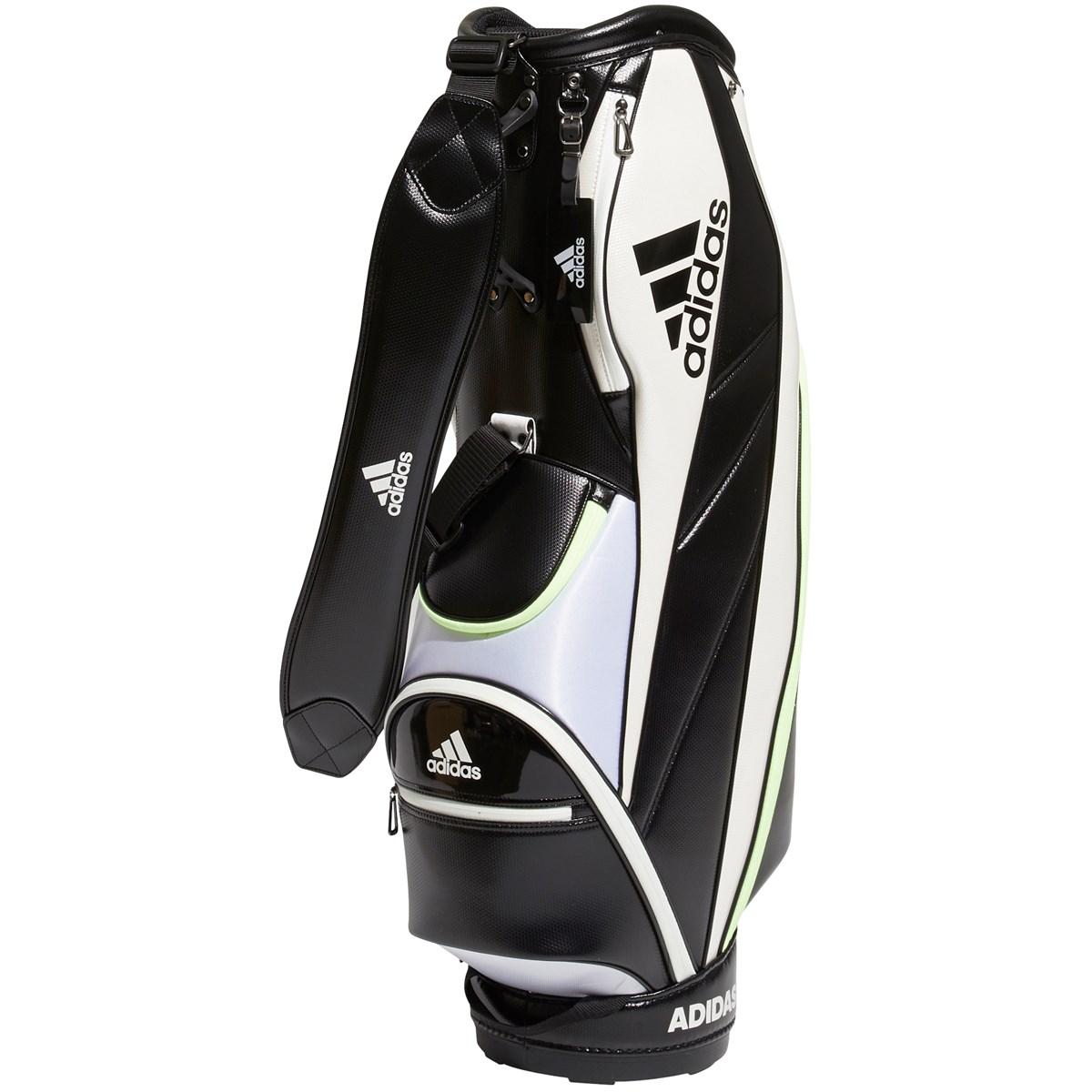 アディダス Adidas ライトウェイトキャディバッグ ホワイト/ブラック
