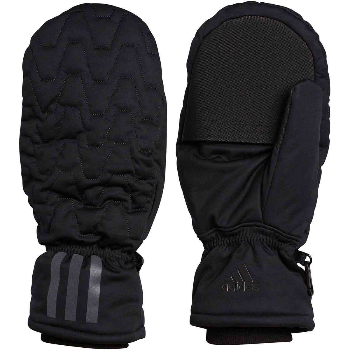 アディダス(adidas) テック ウインドプルーフミトン 両手用