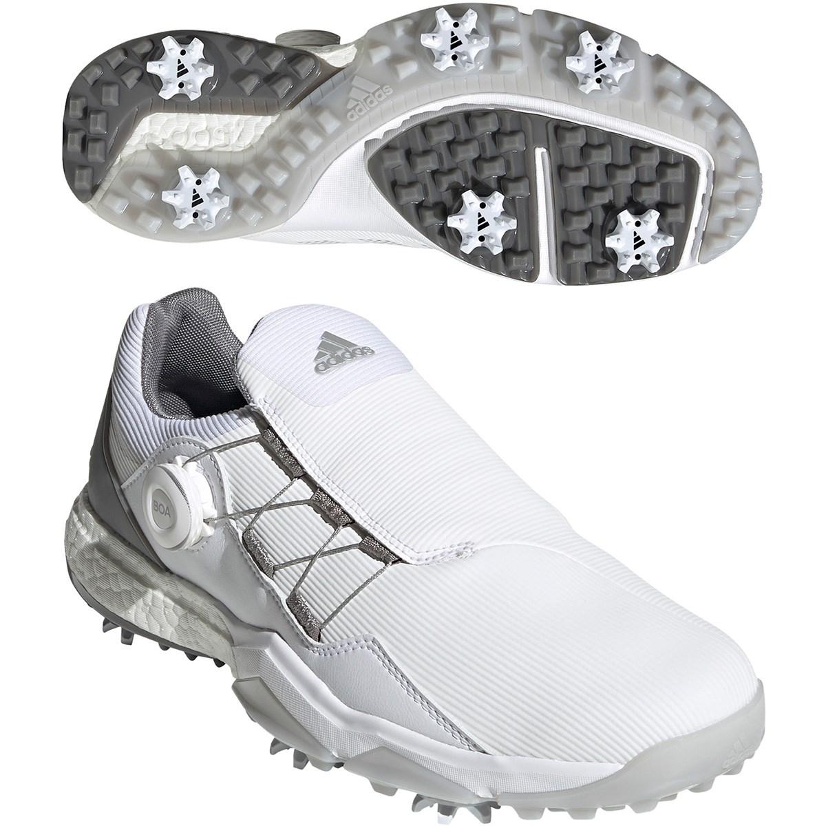アディダス Adidas パワーラップ ボア シューズ 25.5cm ホワイト/グレースリー/グレーファイブ
