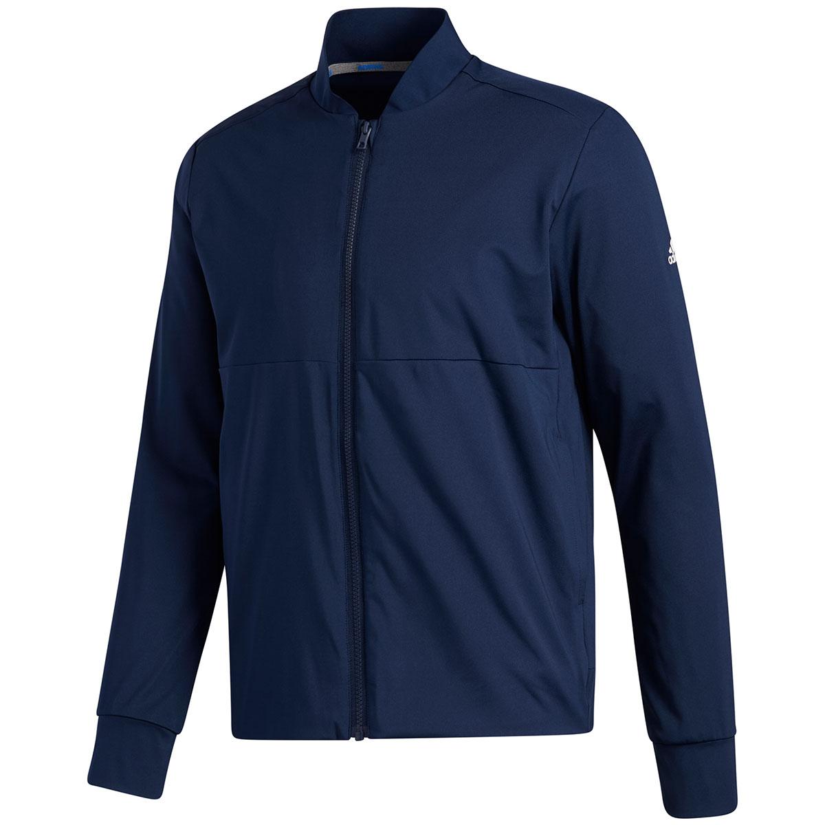 ダブルレイヤー ストレッチ長袖ジャケット