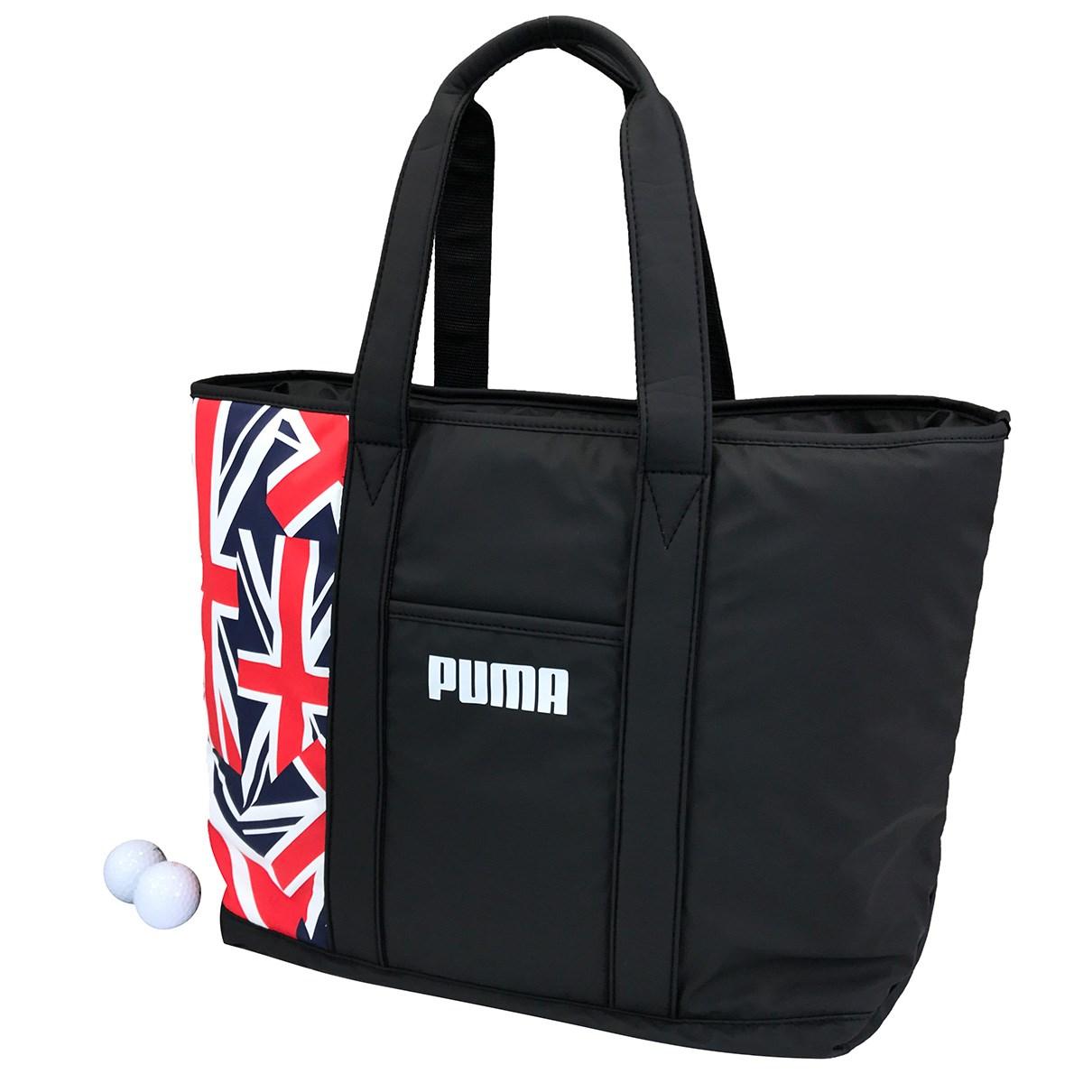 プーマ PUMA ユニオンジャック トートバッグ プーマブラック 01