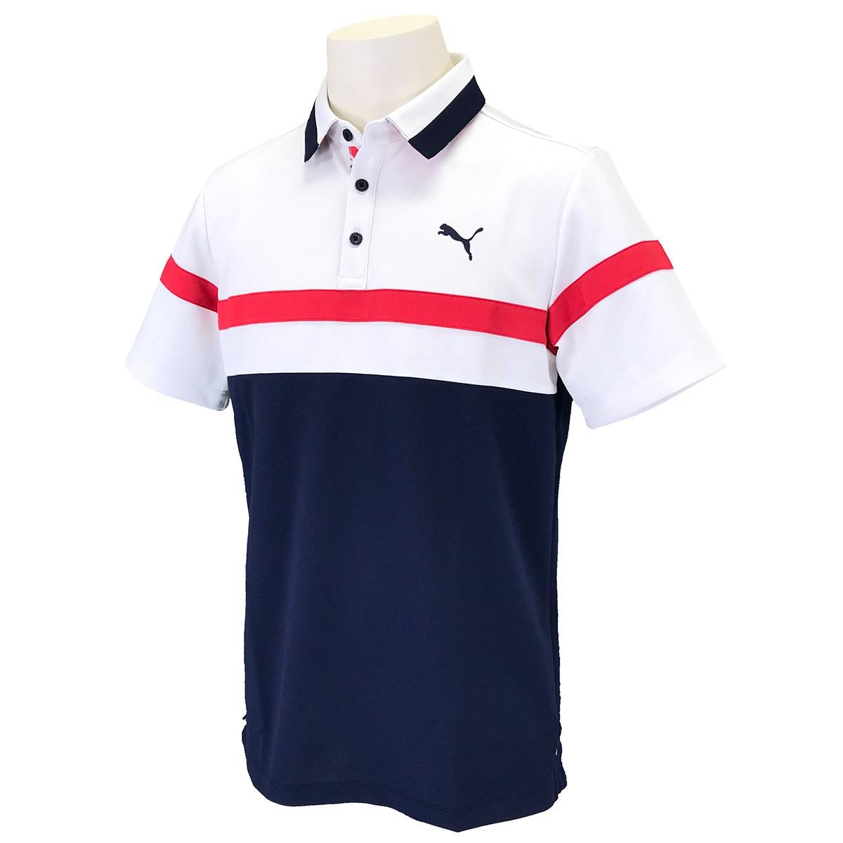 プーマ PUMA ユニオンジャック 半袖ポロシャツ S ピーコート 02