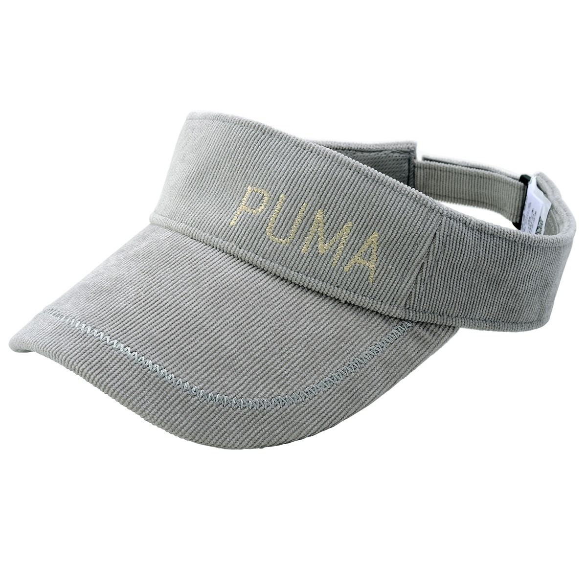 プーマ PUMA シーズナル サンバイザー フリー グレーバイオレット 02 レディス
