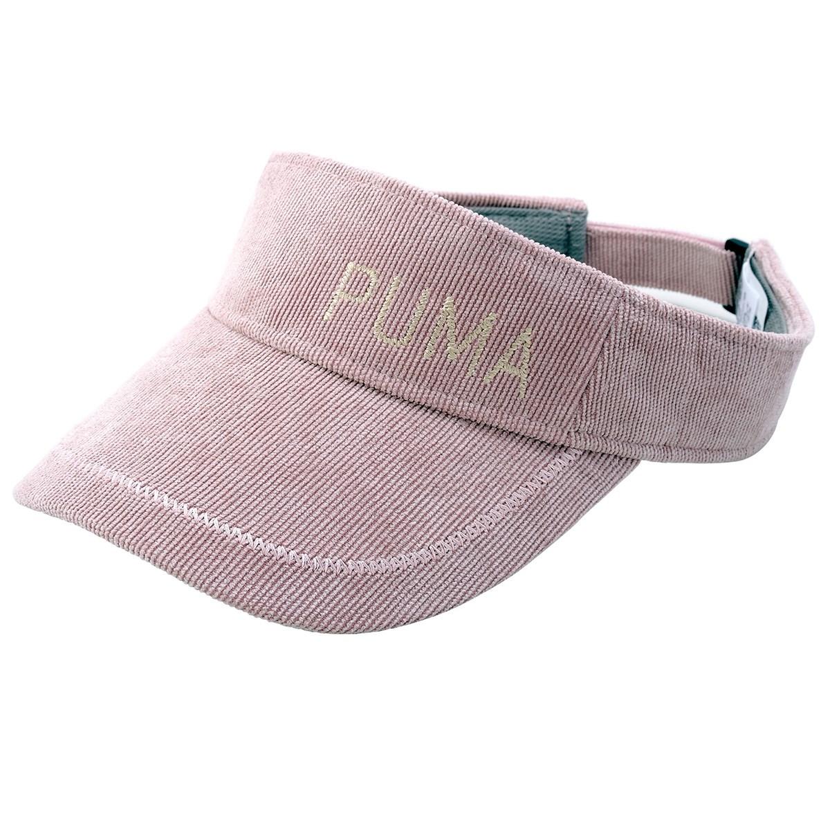 プーマ PUMA シーズナル サンバイザー フリー ピーチスキン 03 レディス