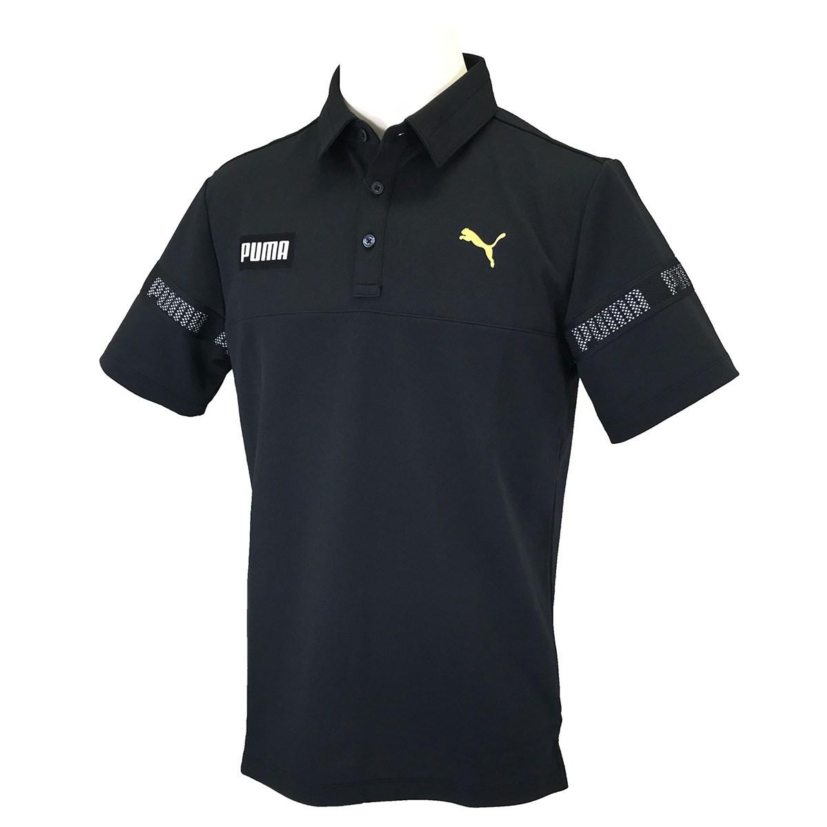 プーマ(PUMA) カラーブロック 半袖ポロシャツ