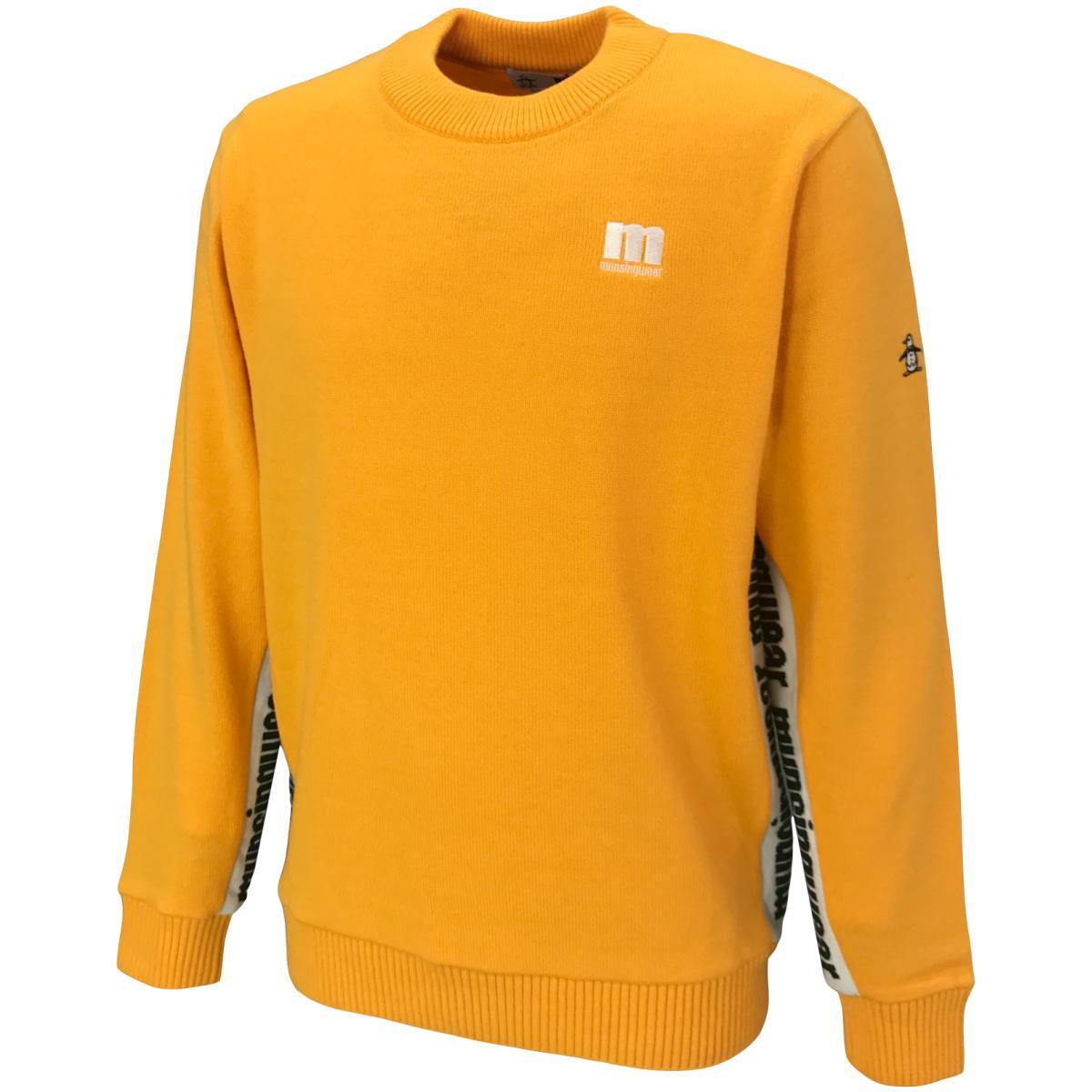 ENVOY ロゴジャカードクルーセーター