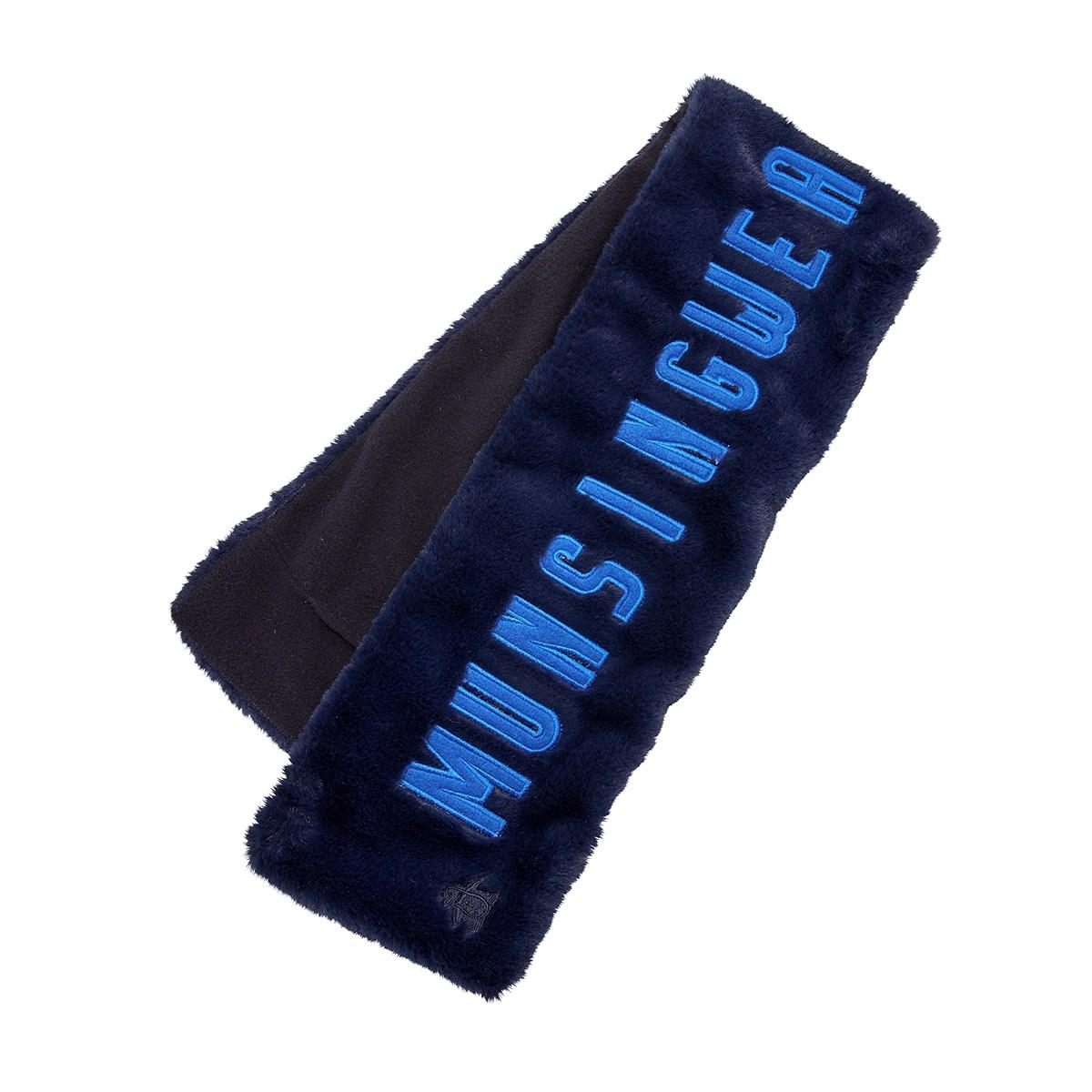 マンシングウェア Munsingwear コンパクトマフラー ネイビー 00 フリー レディス