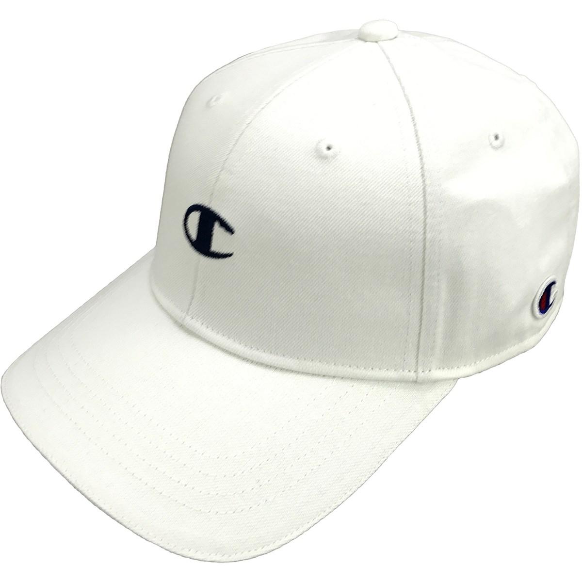 チャンピオンゴルフ Champion GOLF ツイルキャップ フリー ホワイト 010 レディス
