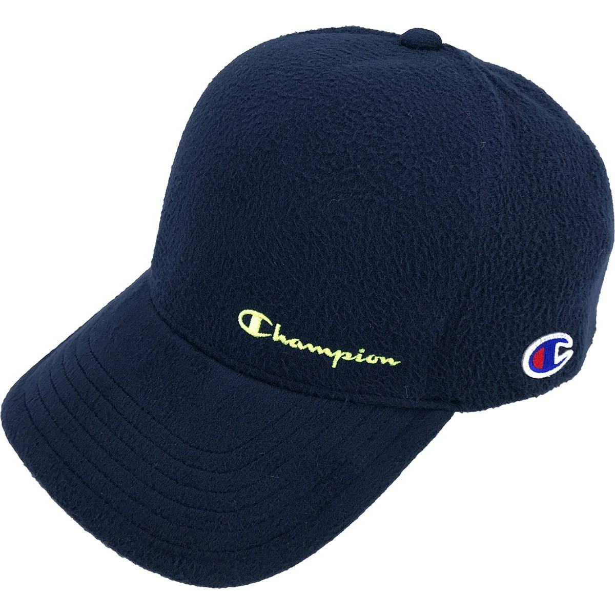 チャンピオンゴルフ Champion GOLF フリースキャップ フリー ネイビー 370 レディス