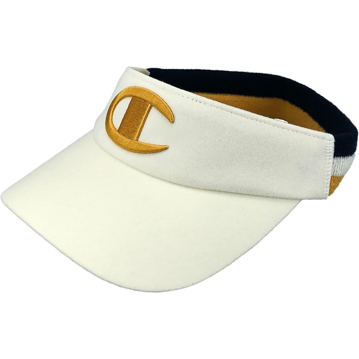 チャンピオンゴルフ Champion GOLF ヘッドバンドタイプ サンバイザー フリー オフホワイト 020 レディス