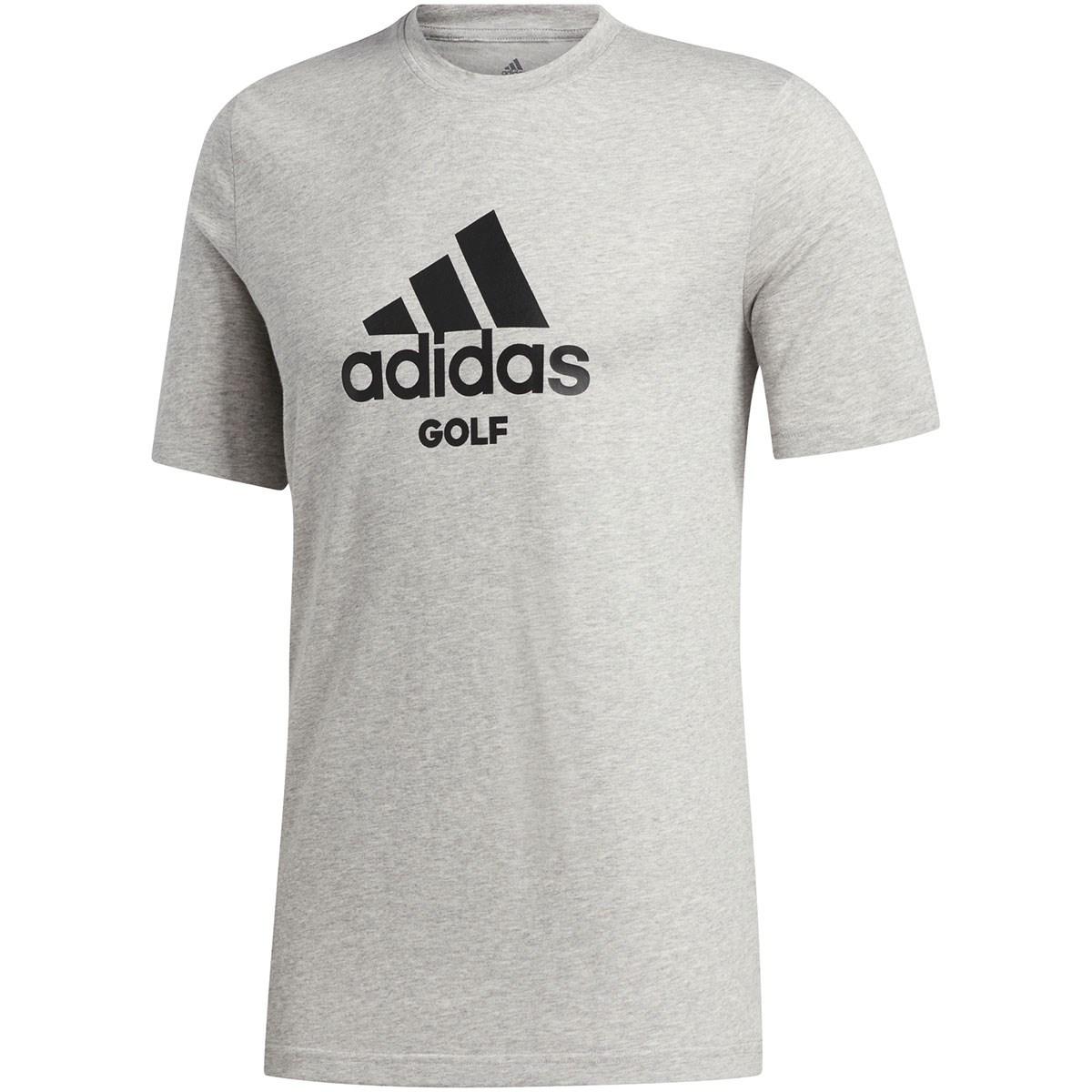 アディダス Adidas 半袖Tシャツ S ミディアムグレーヘザー