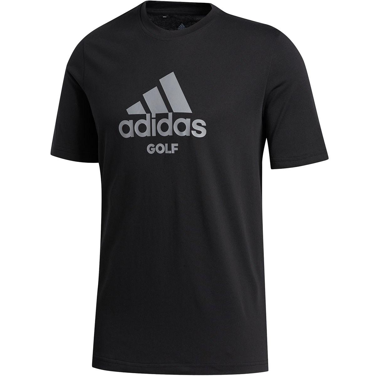 アディダス Adidas 半袖Tシャツ S ブラック