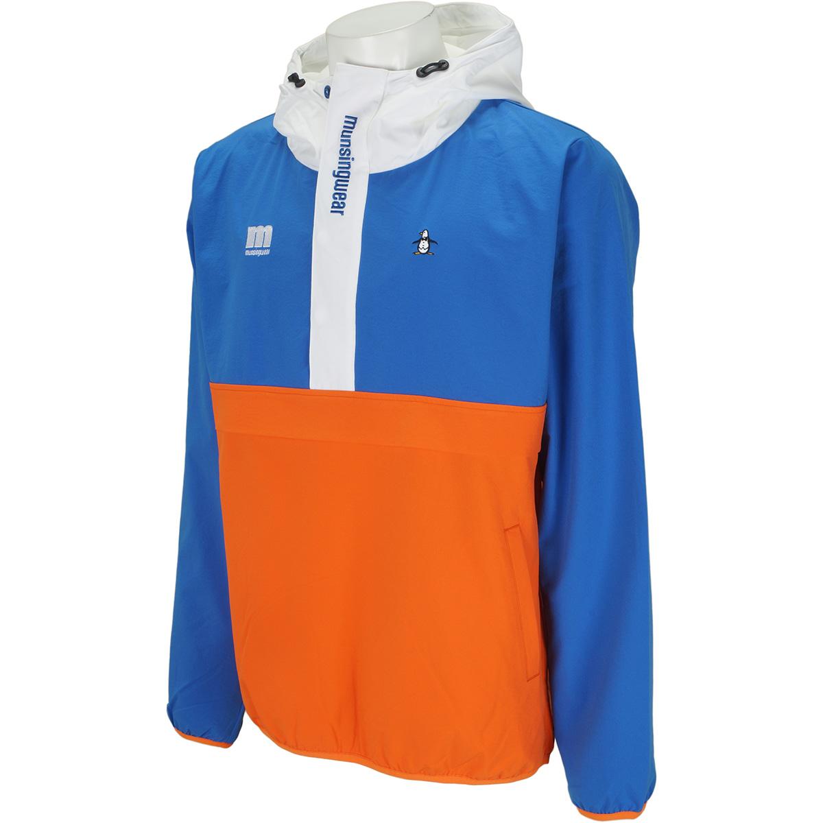 ENVOY 3カラー ストレッチ アノラックジャケット