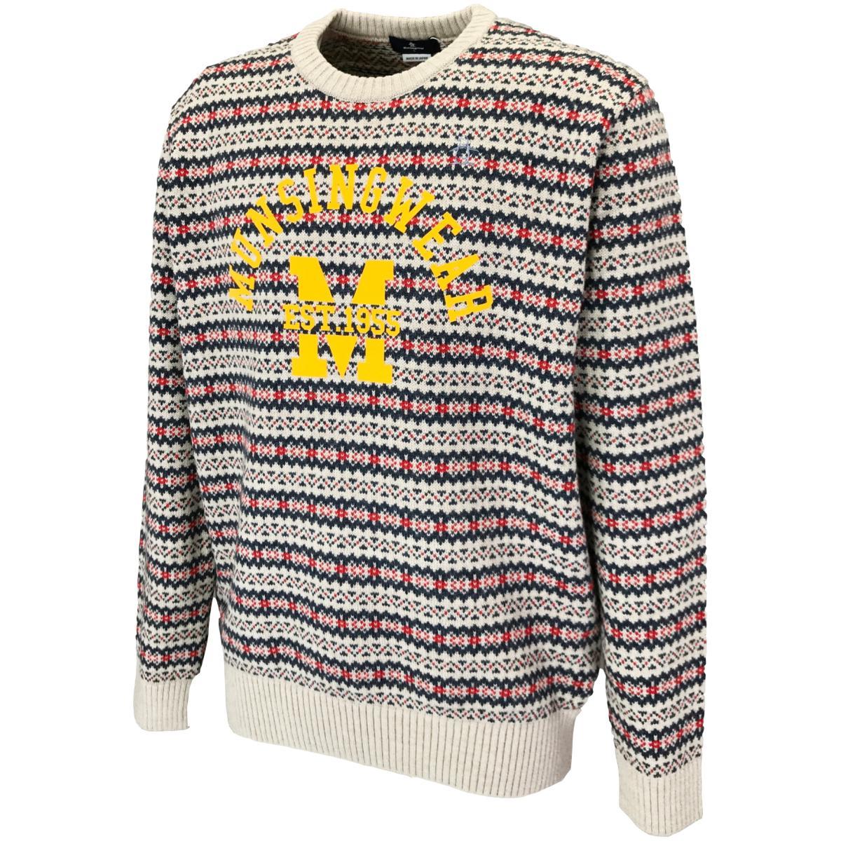 フェアアイル&フロッキーセーター