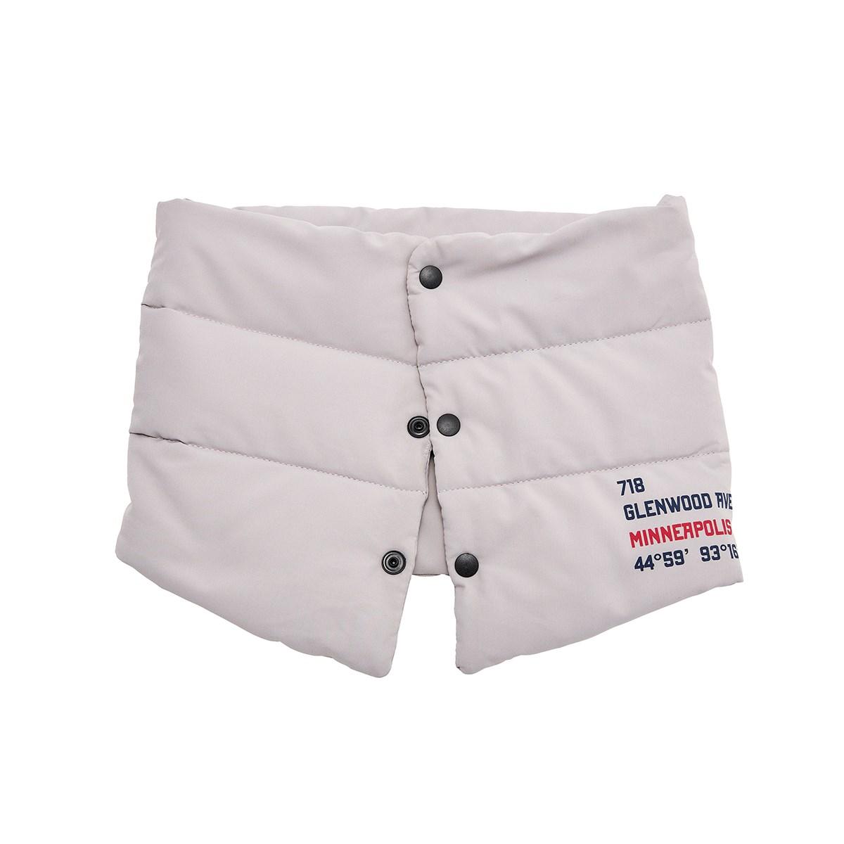 マンシングウェア Munsingwear 中綿入りネックウォーマー グレー 00 フリー
