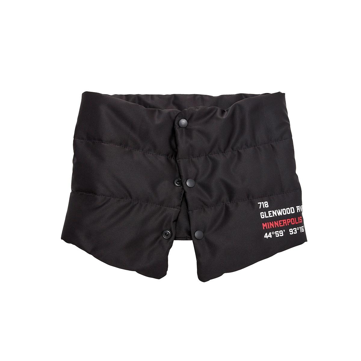 マンシングウェア Munsingwear 中綿入りネックウォーマー ブラック 00 フリー