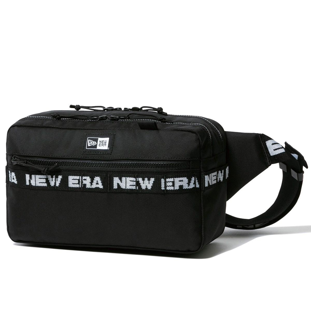 ニューエラ NEW ERA ウエストバッグ ブラック