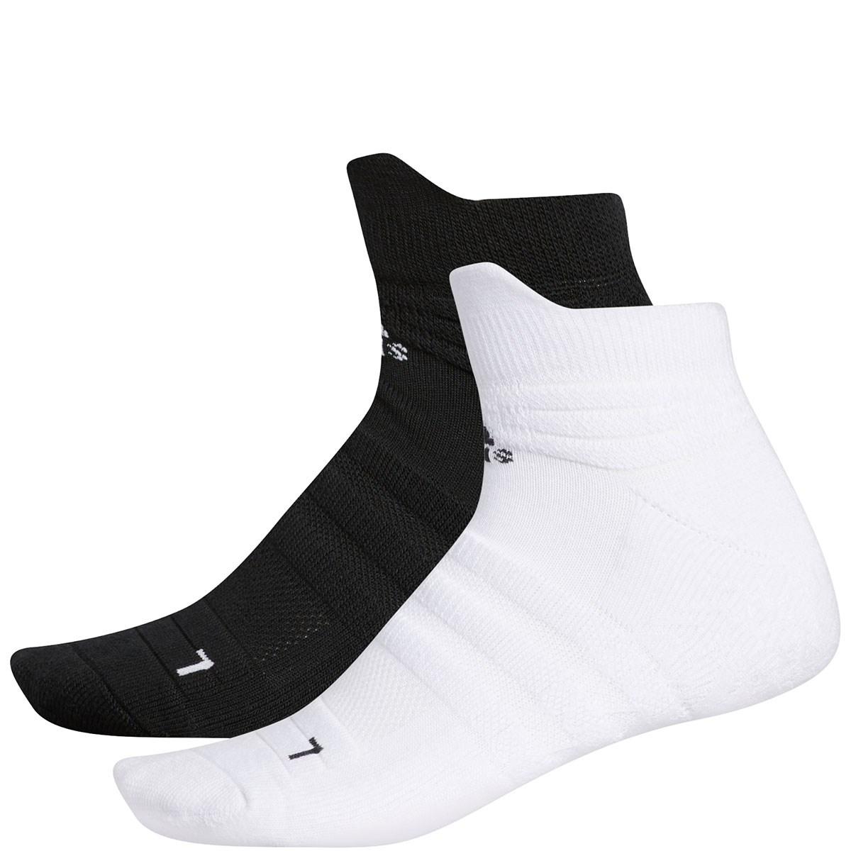 アディダス(adidas) グリップローカットソックス 2足セット