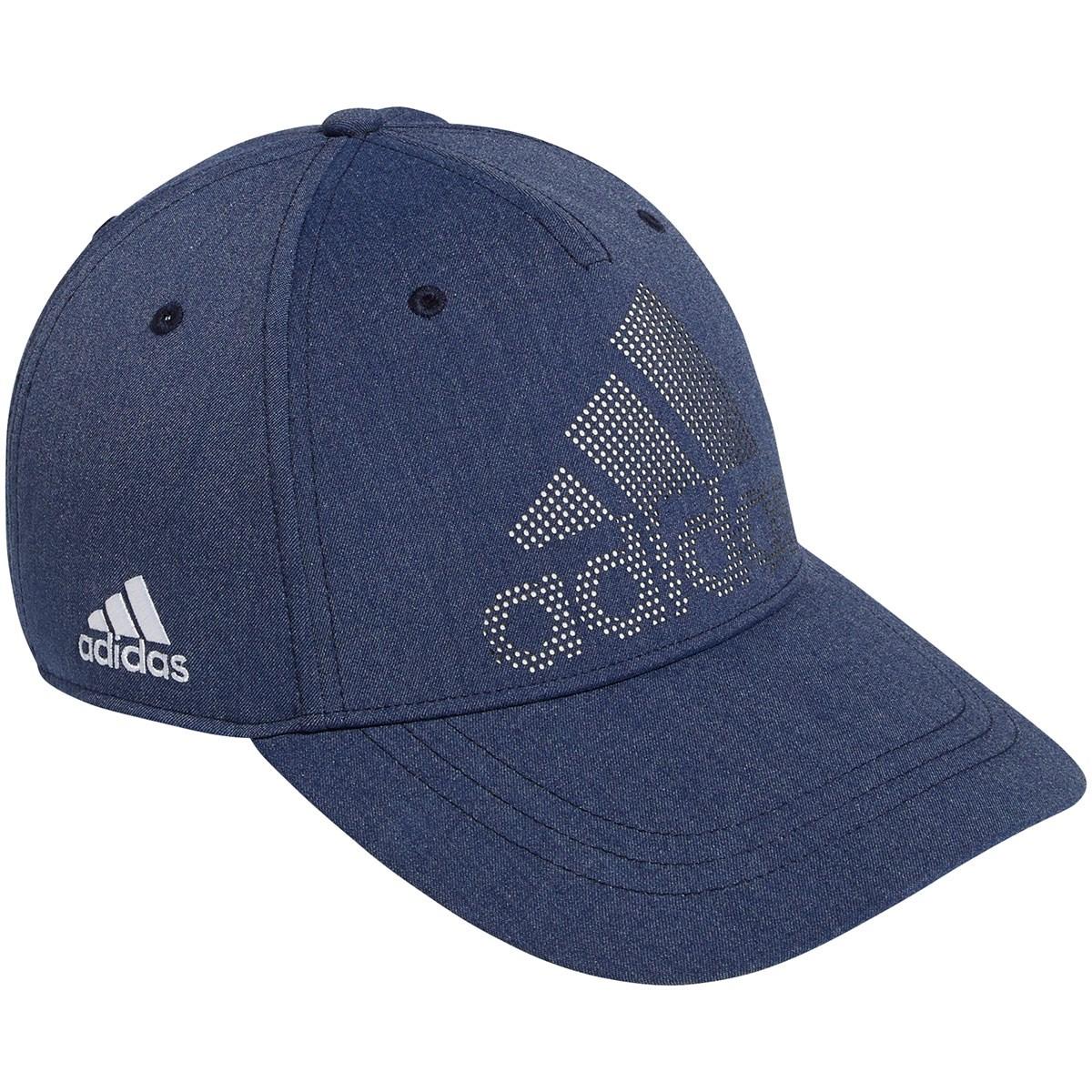 アディダス Adidas ドットロゴキャップ フリー カレッジネイビー