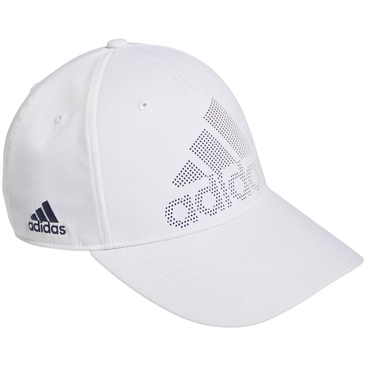 アディダス Adidas ドットロゴキャップ フリー ホワイト