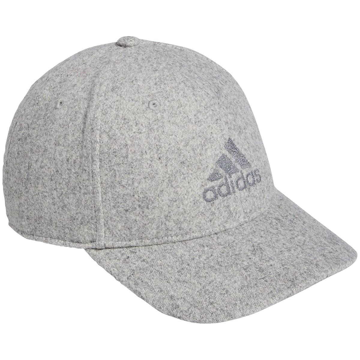 アディダス Adidas ツィードキャップ フリー ミディアムグレイヘザー