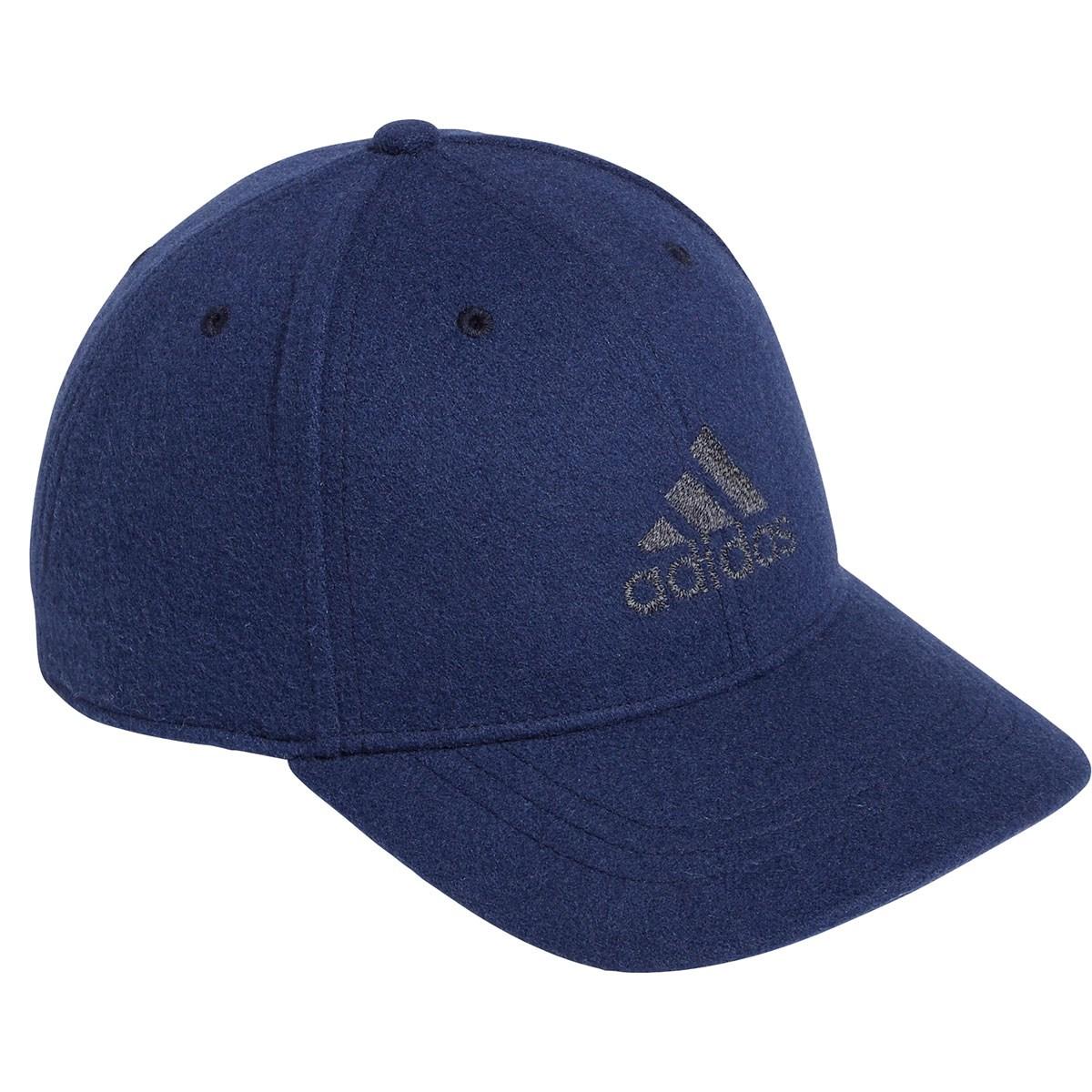 アディダス Adidas ツィードキャップ フリー カレッジネイビー