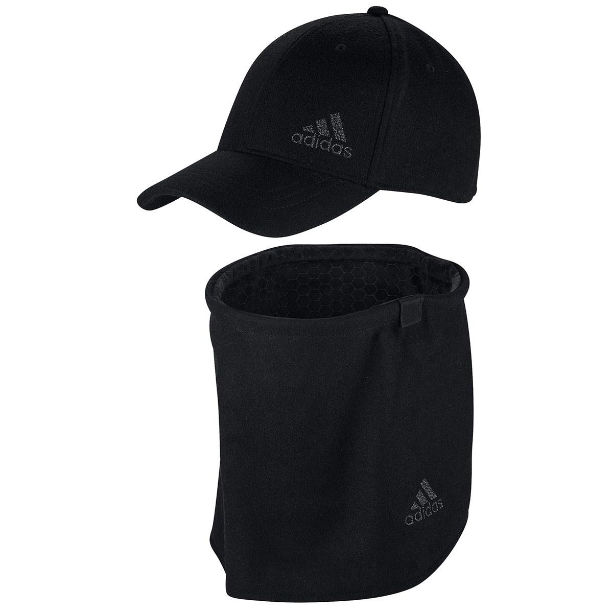 アディダス Adidas スタイル2WAYキャップ フリー ブラック