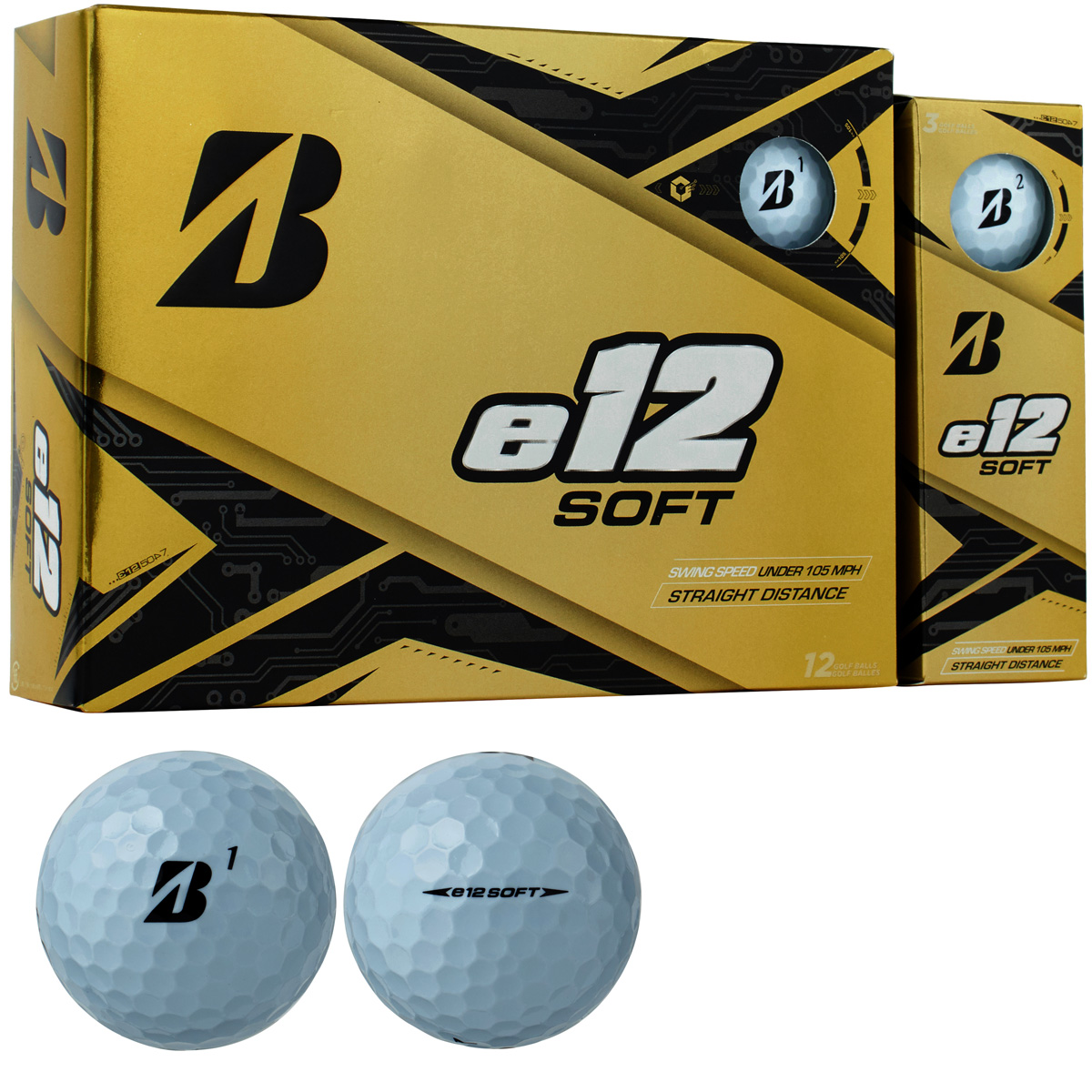 e12 SOFT ボール