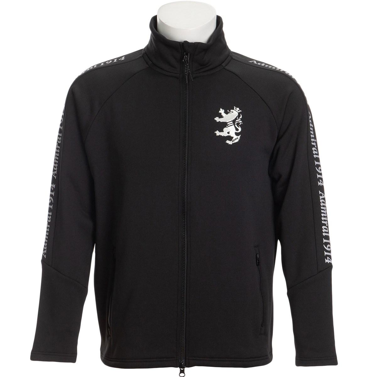 アドミラル ロゴ ストレッチフリースジャケット