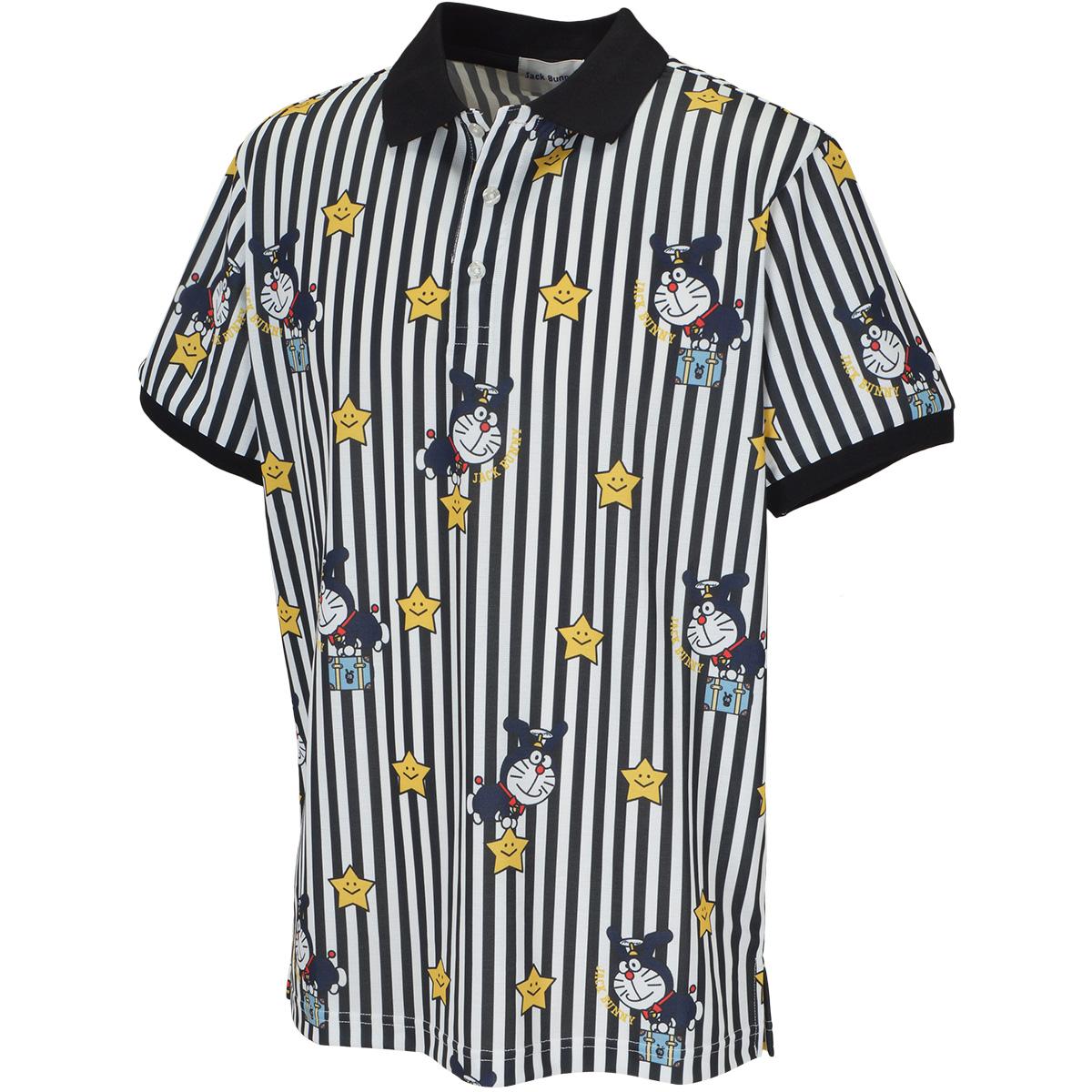 ドラえもん ドライマスター鹿の子 半袖ポロシャツ