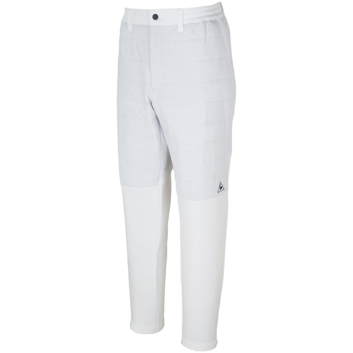 ルコックゴルフ Le coq sportif GOLF ハイブリッドストレッチパンツ M ホワイト 00