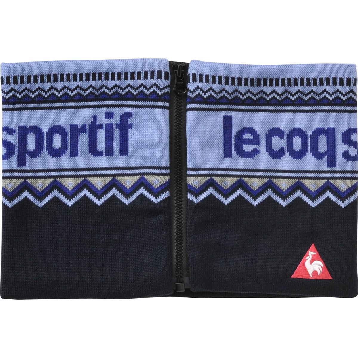 ルコックゴルフ Le coq sportif GOLF ネックウォーマー ネイビー 00 フリー レディス