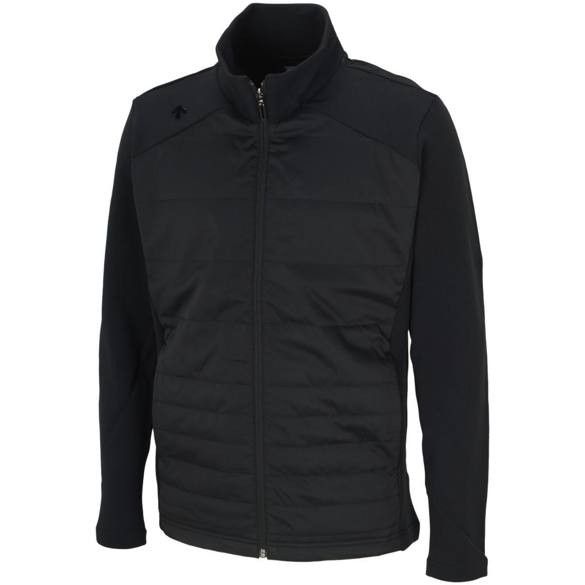 ストレッチ オンタイムコンパクト起毛パイル×ECO中綿ジャージージャケット