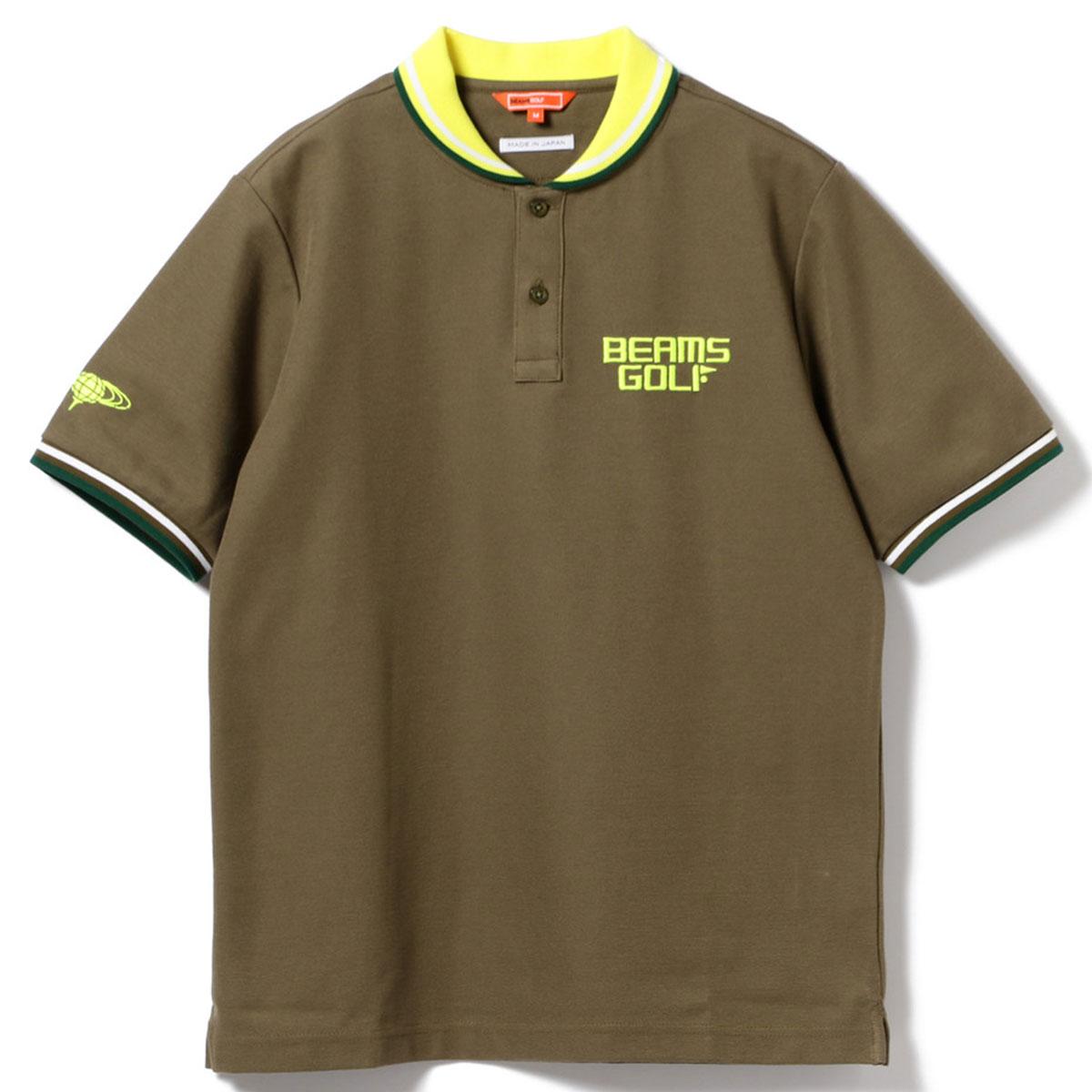 BEAMS GOLF ORANGE LABEL エアファイン ポロシャツ