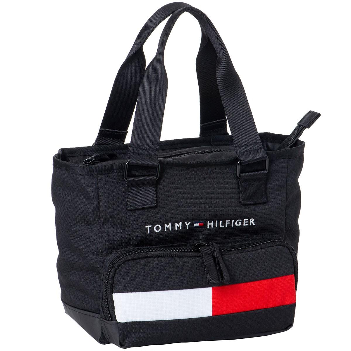 トミー ヒルフィガー ゴルフ TOMMY HILFIGER GOLF SOLID ラウンドバッグ ブラック 10