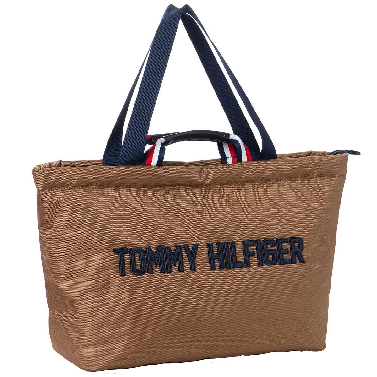 トミー ヒルフィガー ゴルフ TOMMY HILFIGER GOLF COLORING トートバッグ ベージュ 29