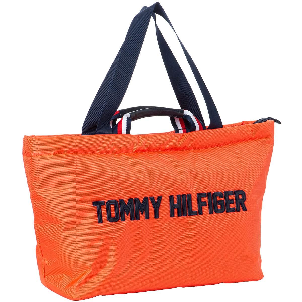 トミー ヒルフィガー ゴルフ TOMMY HILFIGER GOLF COLORING トートバッグ オレンジ 46