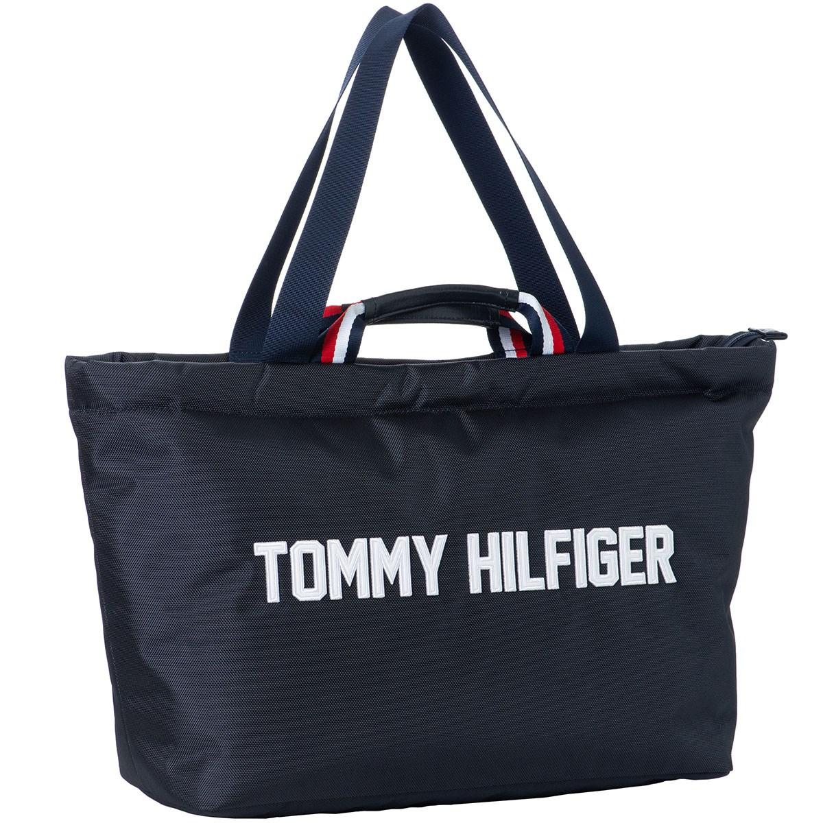 トミー ヒルフィガー ゴルフ TOMMY HILFIGER GOLF COLORING トートバッグ ネイビー 30