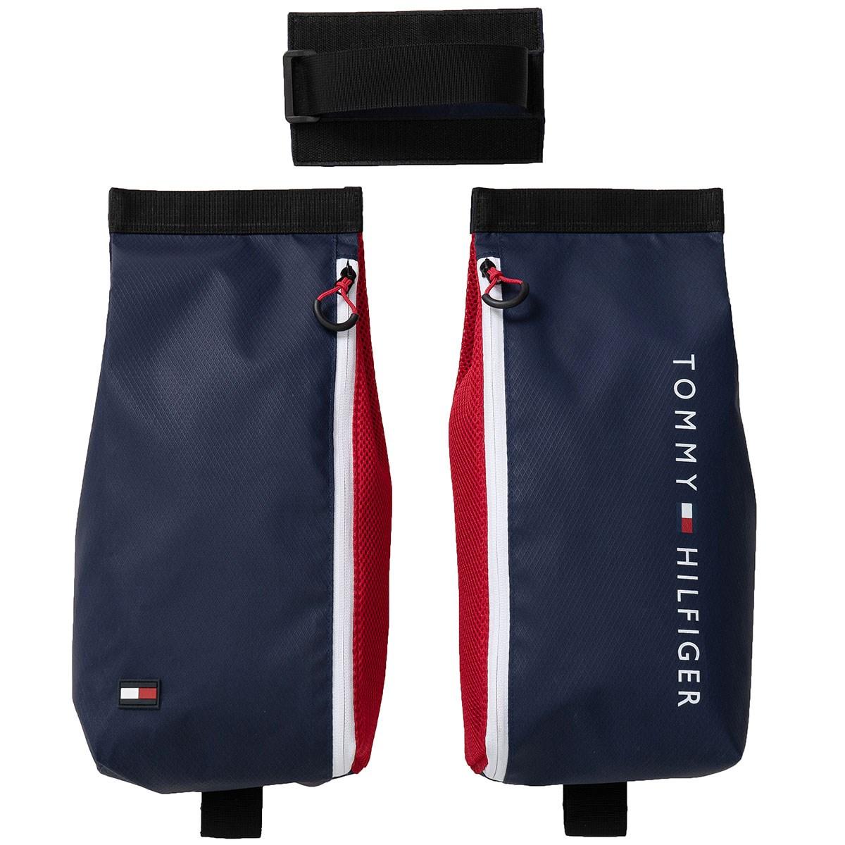 [2020年モデル] トミー ヒルフィガー ゴルフ TRAIN シューズケース ネイビー 30 メンズ