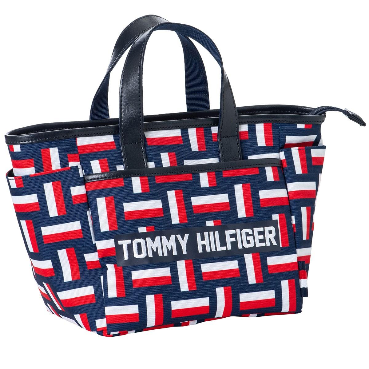 トミー ヒルフィガー ゴルフ TOMMY HILFIGER GOLF SEASONAL ラウンドバッグ トリコロール 90