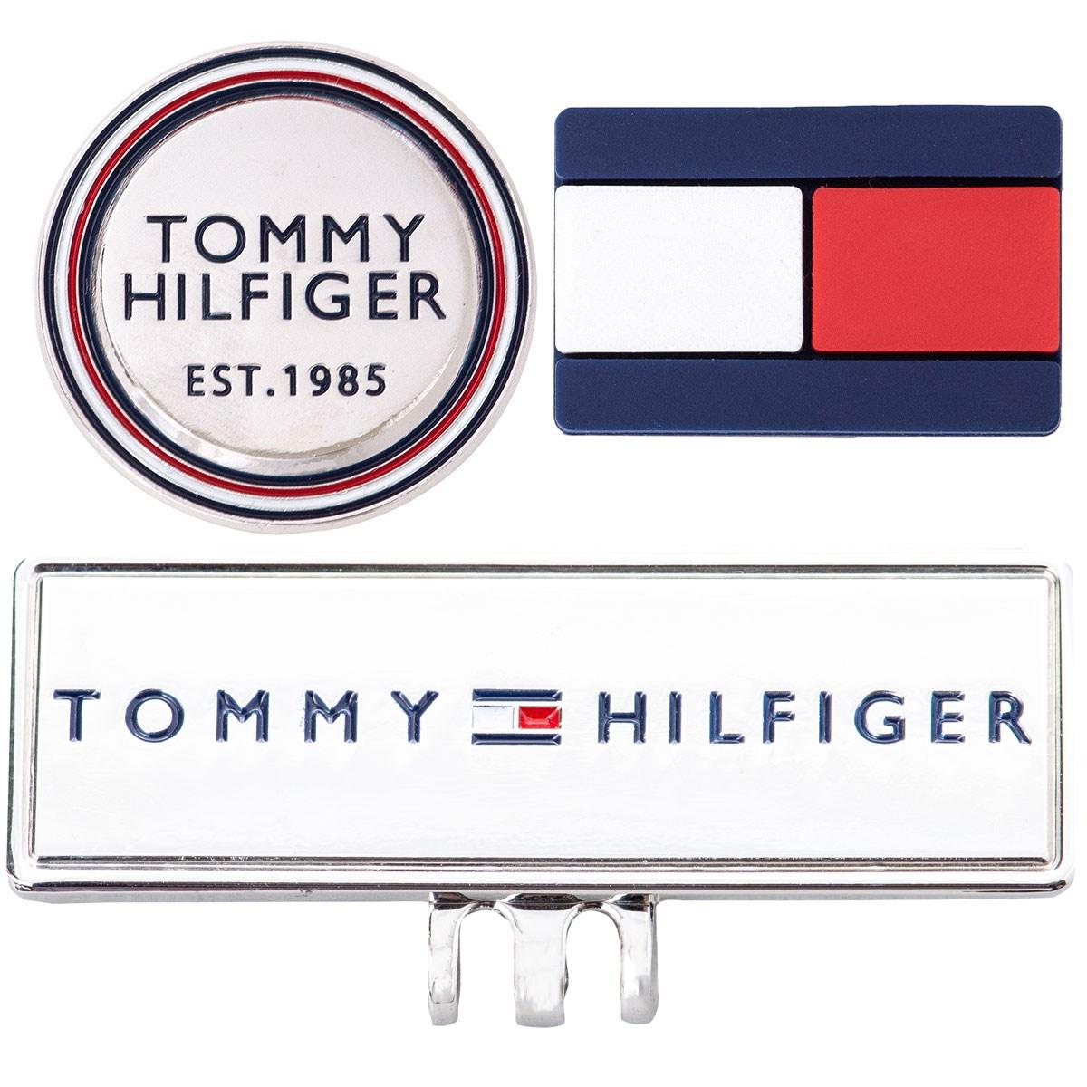 トミー ヒルフィガー ゴルフ TOMMY HILFIGER GOLF マーカーセット トリコロール 90