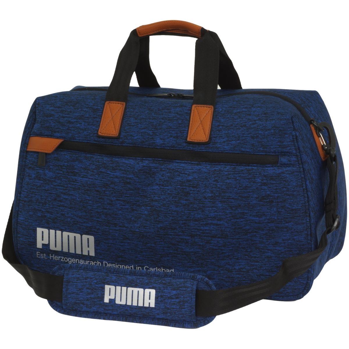 プーマ PUMA クラフテッド ボストンバッグ ピーコート 02