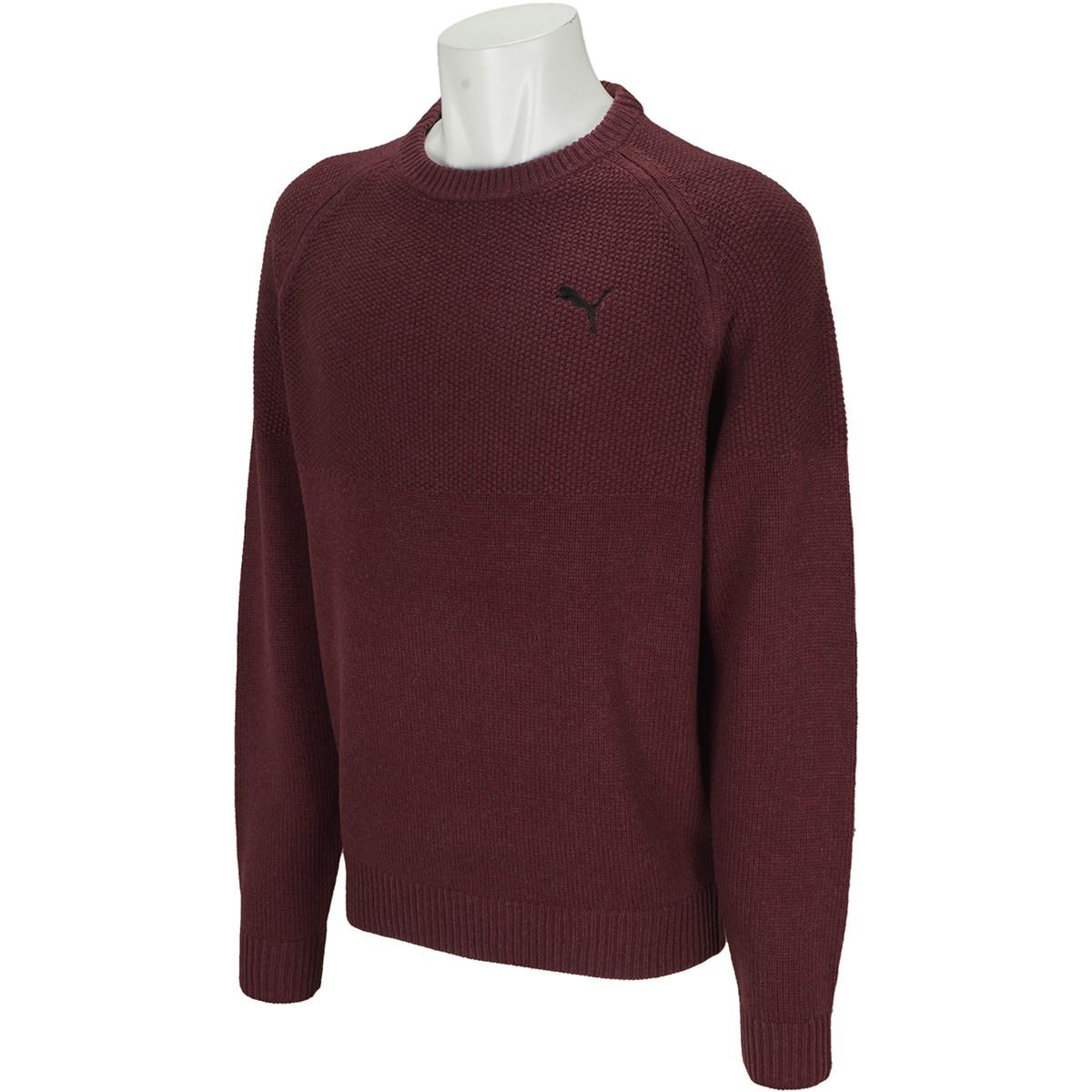 プーマ(PUMA) クルーネックセーター