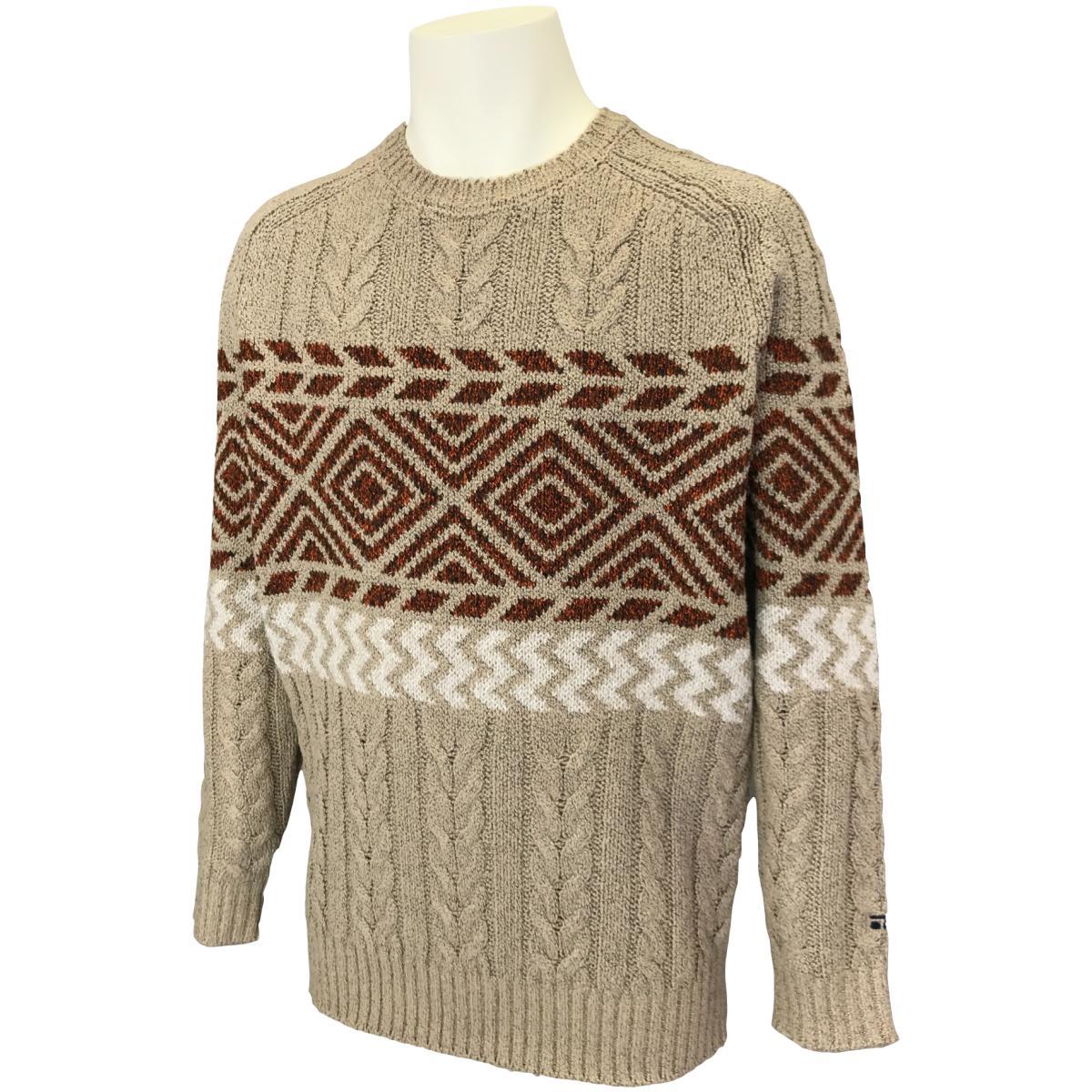 MIXネップセーター