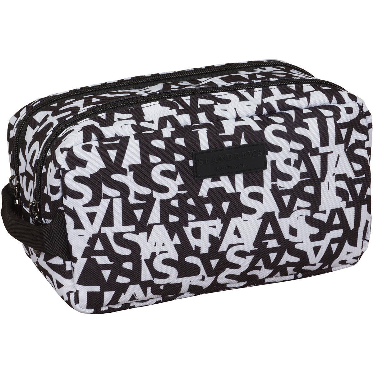 ロゴプリント クラッチバッグ