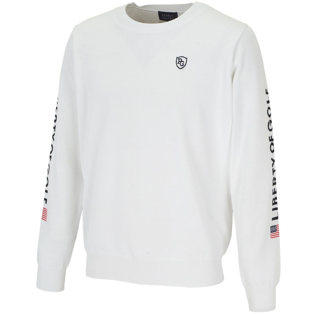 パーリーゲイツ 光栓 長袖セーター