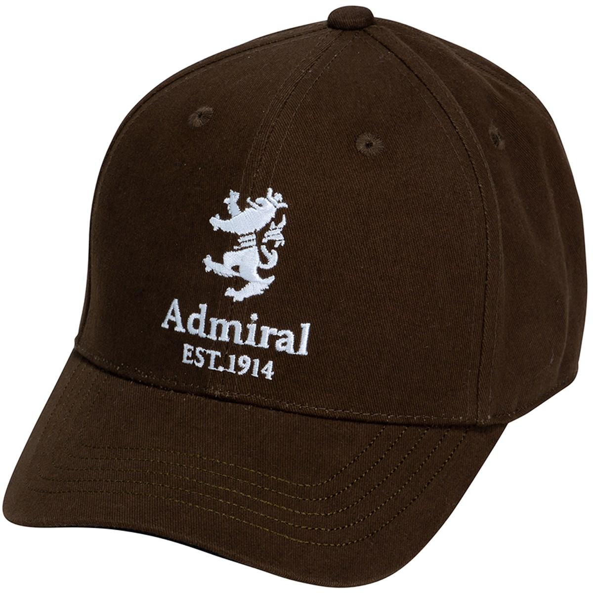 アドミラル Admiral ランパント起毛ツイル キャップ フリー カーキ 65