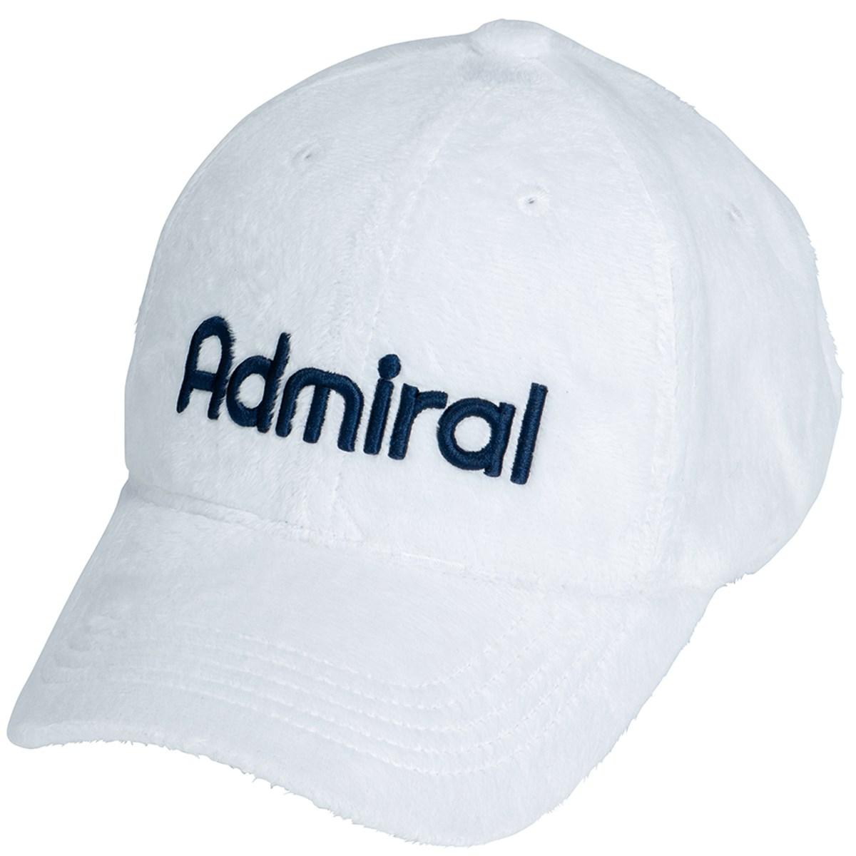 アドミラル Admiral ボアフリース キャップ フリー ホワイト 00 レディス